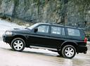 Фото авто Mitsubishi Pajero Sport 1 поколение, ракурс: 90