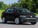 Фото авто Volkswagen Jetta 6 поколение [рестайлинг], ракурс: 315 цвет: черный