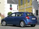 Фото авто Kia Cee'd 1 поколение [рестайлинг], ракурс: 135 цвет: синий