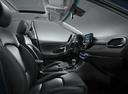 Фото авто Hyundai i30 PD, ракурс: сиденье