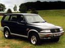 Фото авто SsangYong Musso 1 поколение, ракурс: 315
