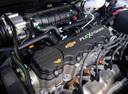 Фото авто Chevrolet Zafira 1 поколение [рестайлинг], ракурс: двигатель