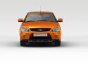 Фото авто ВАЗ (Lada) Priora 1 поколение [рестайлинг],  цвет: оранжевый