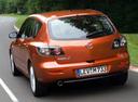 Фото авто Mazda 3 BK, ракурс: 180 цвет: бронзовый