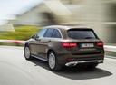 Фото авто Mercedes-Benz GLC-Класс X253/C253, ракурс: 135 цвет: коричневый
