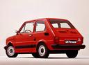 Фото авто Fiat 126 1 поколение, ракурс: 135