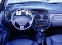 Фото авто Renault Megane 1 поколение [рестайлинг], ракурс: рулевое колесо