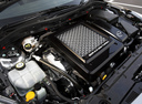 Фото авто Mazda Axela BL, ракурс: двигатель