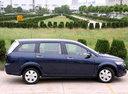 Фото авто Chery CrossEastar 1 поколение, ракурс: 270 цвет: синий