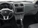 Фото авто Renault Sandero 2 поколение [рестайлинг], ракурс: салон целиком