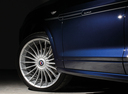 Фото авто Alpina XD3 F25, ракурс: колесо цвет: синий