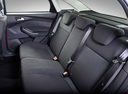 Фото авто Ford Focus 3 поколение [рестайлинг], ракурс: задние сиденья
