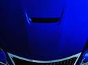 Фото авто Lexus RC 1 поколение, ракурс: передняя часть цвет: синий