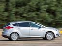 Фото авто Ford Focus 3 поколение [рестайлинг], ракурс: 270 цвет: серебряный