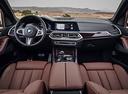 Фото авто BMW X5 G05, ракурс: торпедо