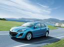 Фото авто Mazda Axela BL, ракурс: 45
