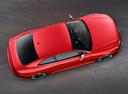Фото авто Audi RS 5 8T [рестайлинг], ракурс: сверху цвет: красный