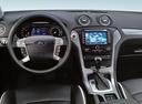 Фото авто Ford Mondeo 4 поколение [рестайлинг], ракурс: торпедо