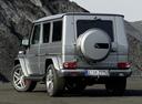 Фото авто Mercedes-Benz G-Класс W463 [2-й рестайлинг], ракурс: 135 цвет: серебряный