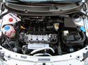 Фото авто Volkswagen Gol G5, ракурс: двигатель