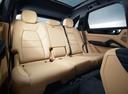 Фото авто Porsche Cayenne PO536, ракурс: задние сиденья