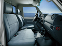 Фото авто Toyota Land Cruiser J70 [3-й рестайлинг], ракурс: торпедо