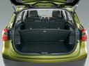 Фото авто Suzuki SX4 2 поколение, ракурс: багажник