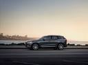 Фото авто Volvo XC60 2 поколение, ракурс: 90 цвет: серый
