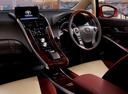 Фото авто Toyota Sai 1 поколение [рестайлинг], ракурс: торпедо