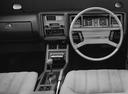 Фото авто Nissan Laurel C230, ракурс: рулевое колесо