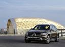 Фото авто Mercedes-Benz GLC-Класс X253/C253, ракурс: 45 цвет: коричневый