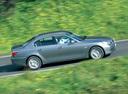 Фото авто BMW 5 серия E60/E61 [рестайлинг], ракурс: 270 цвет: серый