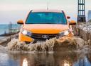 Фото авто ВАЗ (Lada) XRAY 1 поколение,  цвет: желтый