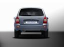 Фото авто ВАЗ (Lada) Kalina 1 поколение, ракурс: 180 цвет: серебряный