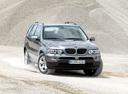 Фото авто BMW X5 E53 [рестайлинг], ракурс: 315 цвет: серый
