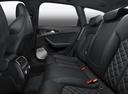 Фото авто Audi S6 C7, ракурс: задние сиденья