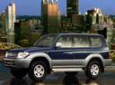 Фото авто Toyota Land Cruiser Prado J90, ракурс: 90