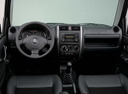 Фото авто Suzuki Jimny 3 поколение [рестайлинг], ракурс: торпедо