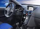 Фото авто Opel Corsa D, ракурс: торпедо