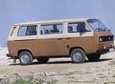 Фото авто Volkswagen Transporter T3, ракурс: 270