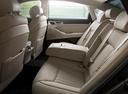 Фото авто Genesis G80 1 поколение, ракурс: задние сиденья