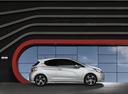 Фото авто Peugeot 208 1 поколение, ракурс: 270 цвет: белый