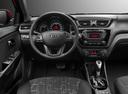 Фото авто Kia Rio 3 поколение, ракурс: рулевое колесо