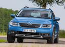 Фото авто Skoda Octavia 3 поколение,  цвет: синий
