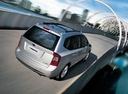 Фото авто Kia Carens 3 поколение [рестайлинг], ракурс: 225 цвет: серебряный