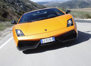 Фото авто Lamborghini Gallardo 1 поколение,  цвет: желтый