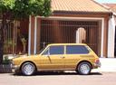 Фото авто Volkswagen Brasilia 1 поколение, ракурс: 90