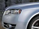 Фото авто Audi A4 B7, ракурс: передняя часть