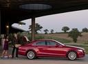 Фото авто Mercedes-Benz CLS-Класс C218/X218, ракурс: 270 цвет: красный