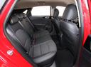 Фото авто Kia Cee'd 3 поколение, ракурс: задние сиденья цвет: красный